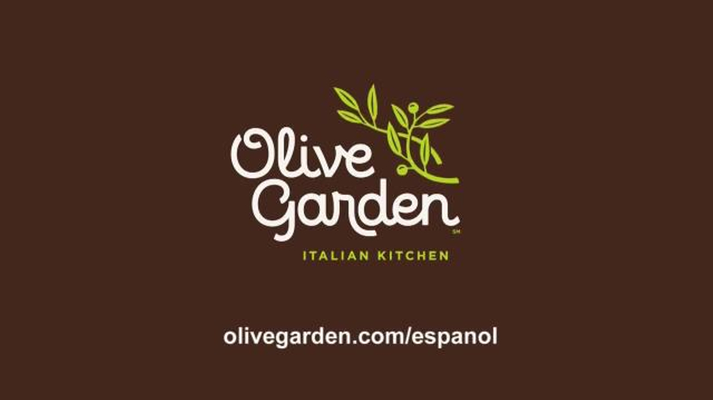 Olive garden tv spot 39 crea tu propio tour of italy 39 spanish What time does the olive garden close
