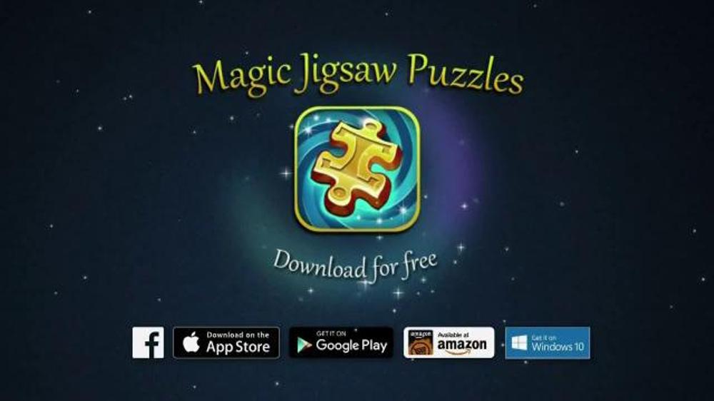 Magic Jigsaw Puzzles App Tv Spot 39 Animals Landscapes