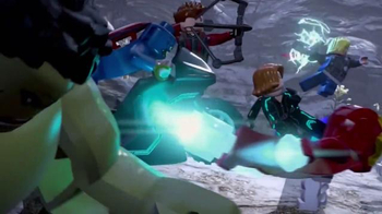 Warner Brothers Games: LEGO Marvel's Avengers: Earth's Mightiest Heroes