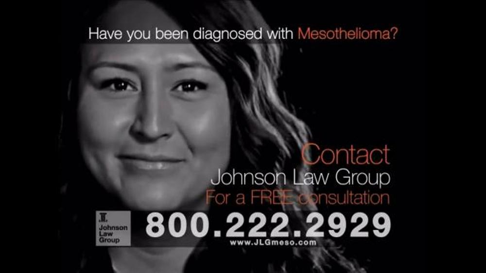 Pulaski Law Firm >> Johnson Law Group TV Spot, 'Mesothelioma Diagnosis' - iSpot.tv