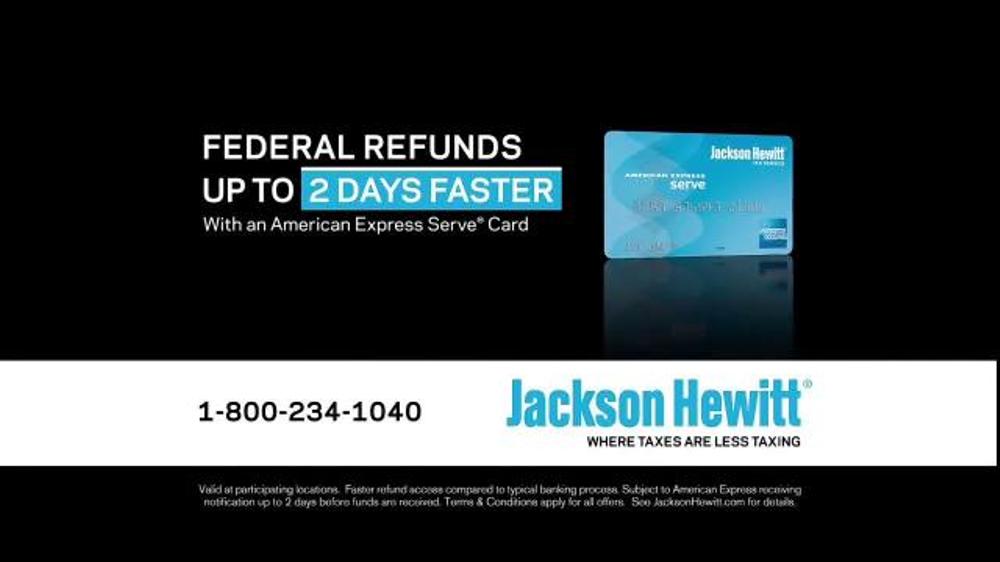 Jackson Hewitt Tax Return Early Access and Prepaid Card