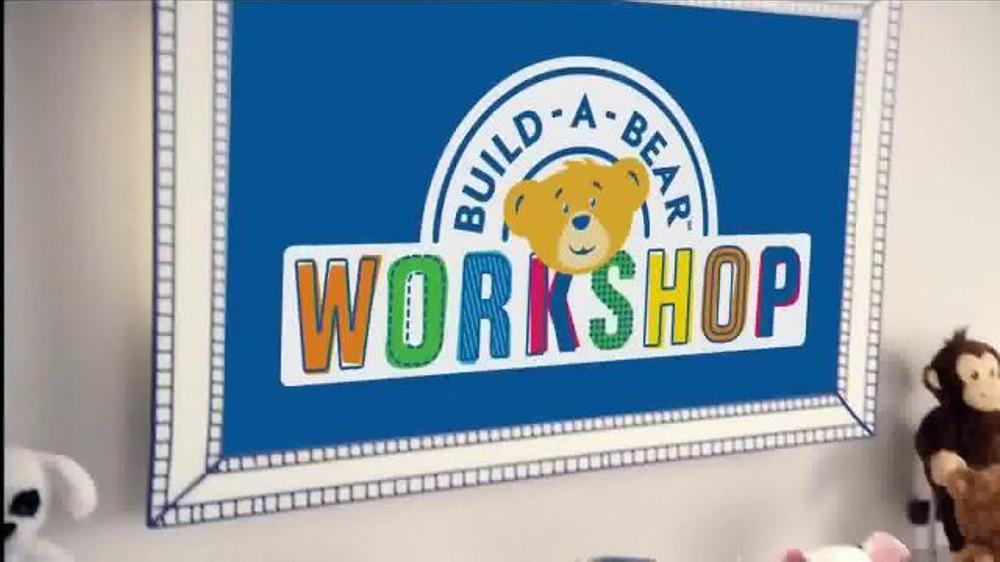 Build A Bear Workshop Paw Patrol Commercial