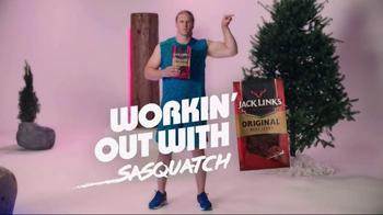 Jack Link's Beef Jerky: #SasquatchWorkout: Boulder Crushes