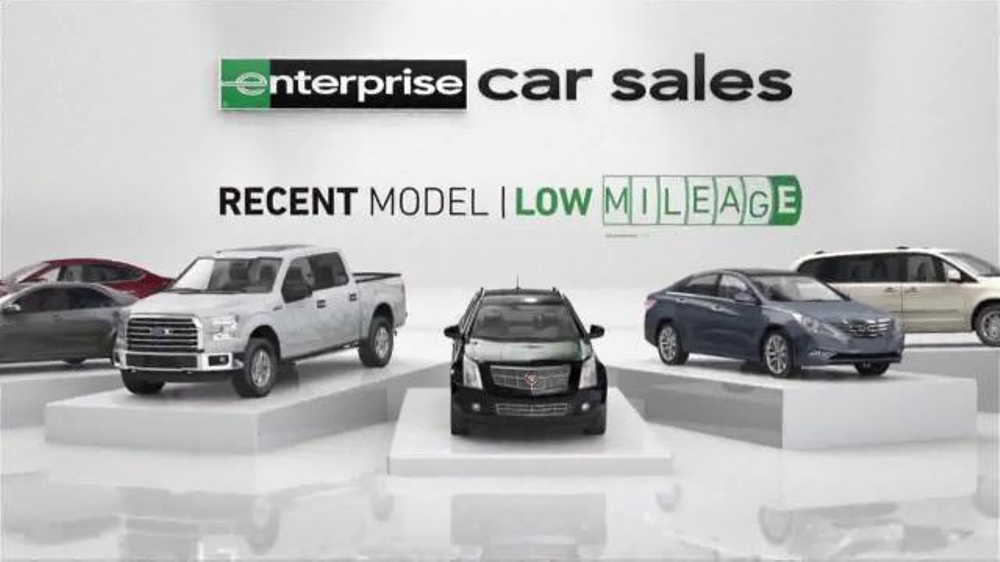 Who Is Enterprise Car Sales