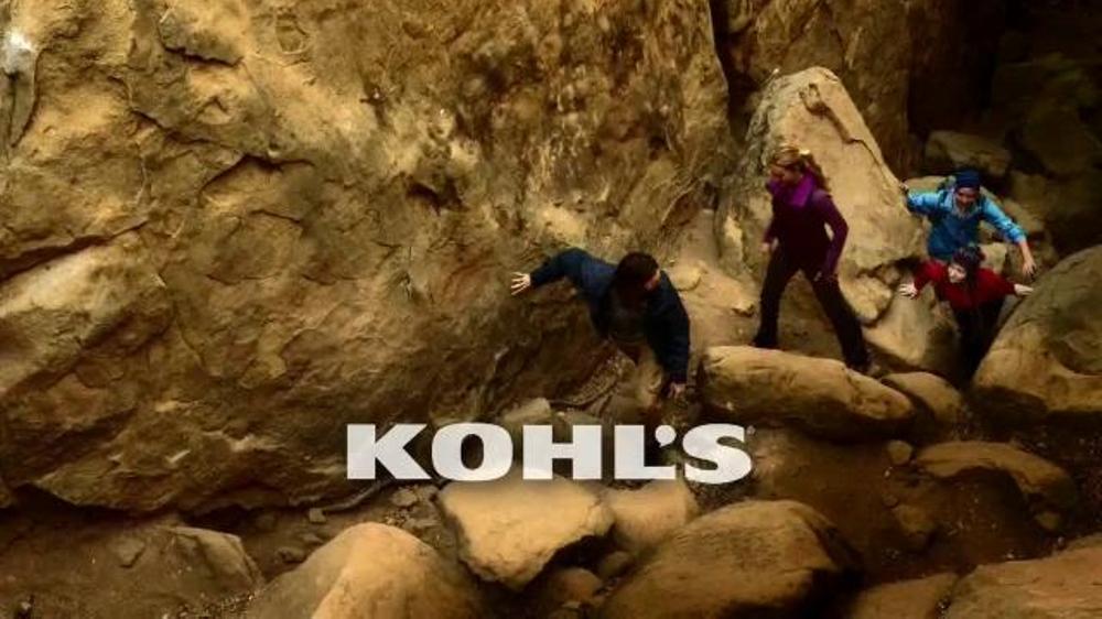 Kohl s veterans day sale tv spot save on outerwear screenshot 1