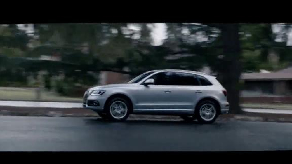 audi season of audi sale tv commercial 39 homecoming 39. Black Bedroom Furniture Sets. Home Design Ideas