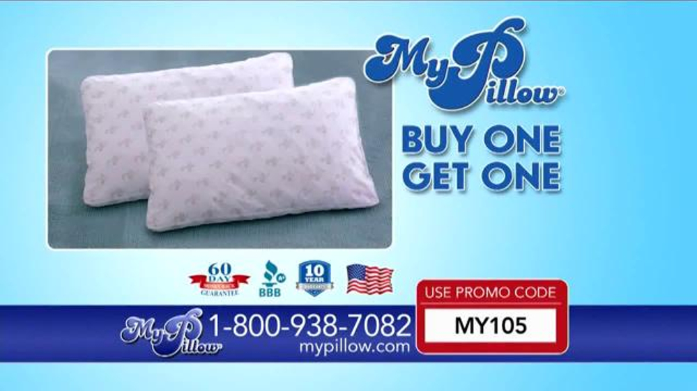 My Pillow is a manufacturer and retailer which specialized in a wide range of pillows and accessories, such as premium pillows, mattress topper, corded classic pillows, utility pillows, pillow cases, pet beds, free pillow and more.