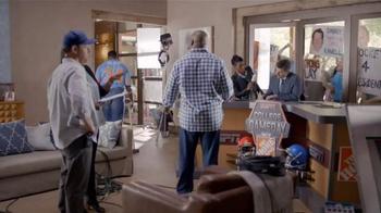AT&T TV Spot, 'Bo's House' Featuring Herschel Walker - 168 commercial airings