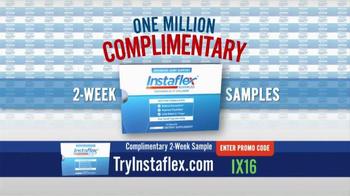 Instaflex Advanced TV Spot, 'Complimentary Samples'
