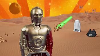General Mills TV Spot, 'Star Wars: The Force Awakens: TIE Fighter Attack'