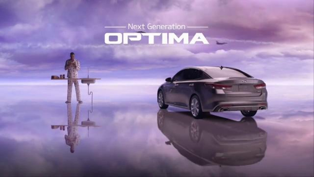 2016 kia optima tv commercial 39 pb j 39 featuring blake. Black Bedroom Furniture Sets. Home Design Ideas