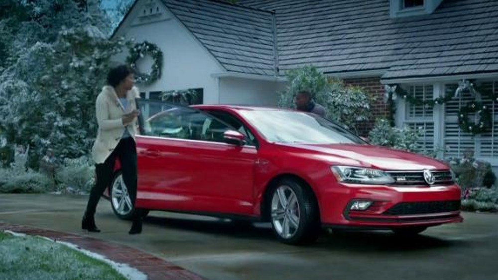volkswagen sign  drive event tv spot gifts   family ispottv