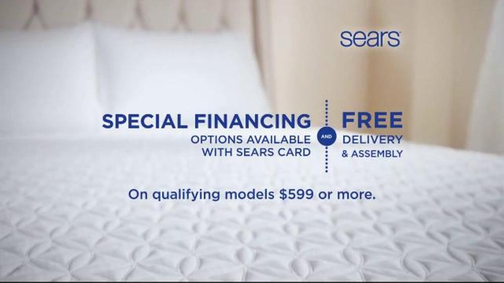 Sears Veterans Day Mattress Sale Tv Commercial Sleep