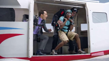 Intel TV Spot, 'Jim Parsons Takes to the Sky'