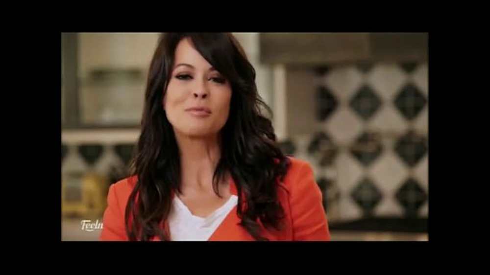 Feeln TV Spot, 'Breaking Bread With Brooke Burke' - 28 commercial airings