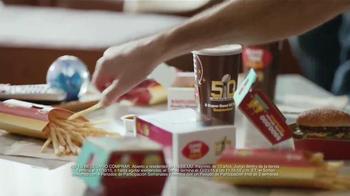 McDonald's Game Time Gold TV Spot, 'Gananzas' [Spanish]