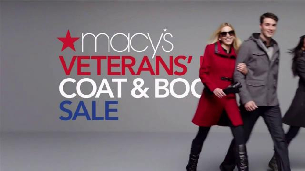 About Kohl's Veterans Day Sale TV Commercial, 'Save on Outerwear'