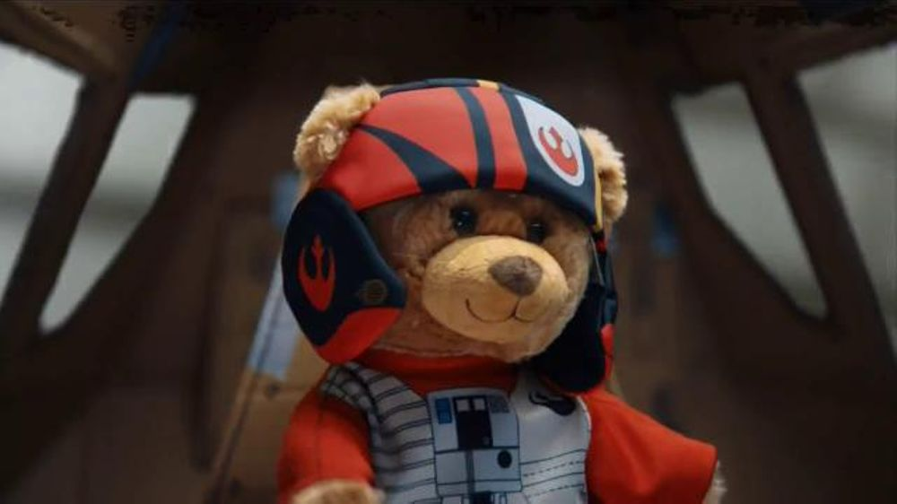 Star Wars Build A Bear Commercial
