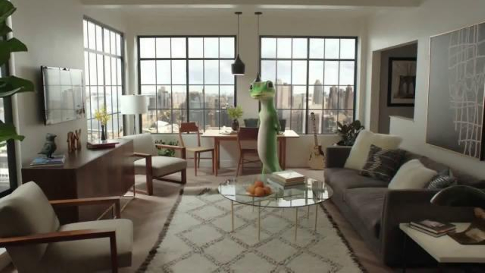 Roadside Assistance State Farm >> GEICO TV Spot, 'Small New York Apartment' - iSpot.tv