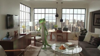 GEICO TV Spot, 'Small New York Apartment'