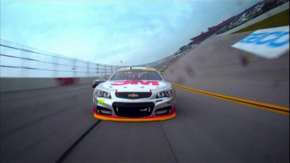 Chevrolet Tv Spot Team Chevy Thanks Jeff Gordon For 23
