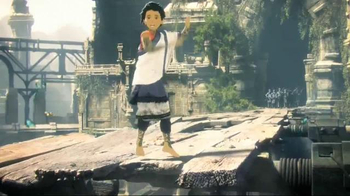 PlayStation: The Last Guardian: CG Cinematic Trailer