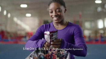Hershey's: Hello From Home: U.S. Olympic Hopeful, Simone Biles