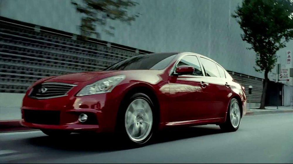 Toyota Camry Commercial Song >> 2012 Infiniti G25 AWD Commercial TV Commercial, 'Limited Engagement Spring Event' - iSpot.tv