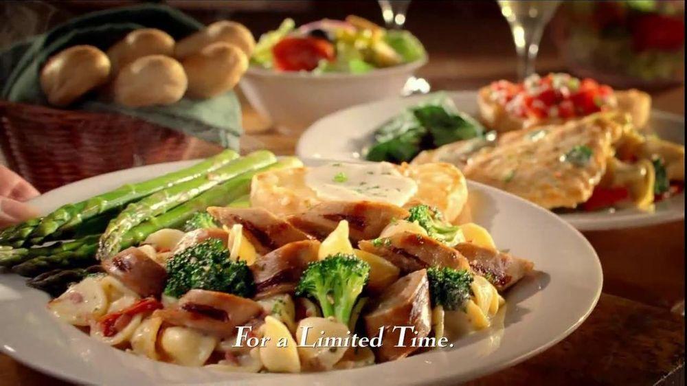 Olive Garden Taste of Tuscany TV Commercial - iSpot.tv