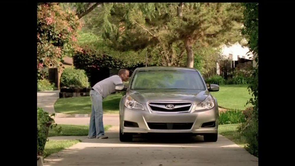 Baby Driver Subaru >> Subaru TV Commercial, 'Baby Driver' - iSpot.tv
