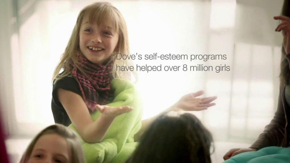Dove TV Spot, 'Love Yourself' - Screenshot 6