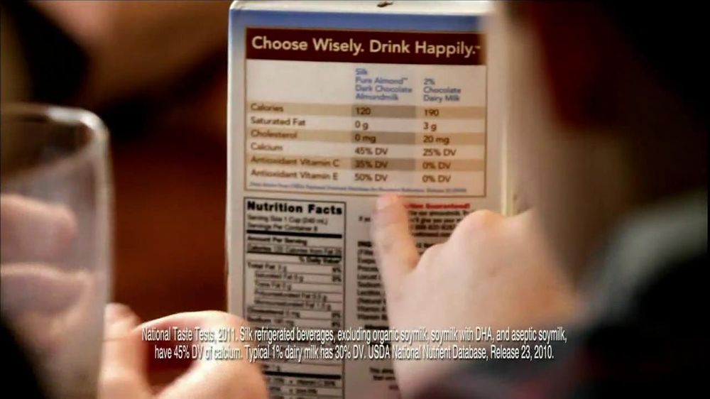 Silk Soy and Silk Pure Almond Milk TV Spot, 'Cereal' - Screenshot 5