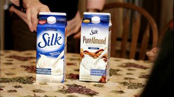 Silk Soy and Silk Pure Almond Milk TV Spot, 'Cereal' - Thumbnail 1