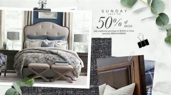 Half Off Weekend: Tables, Chairs and Beds