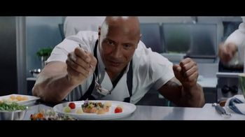 The Rock x Siri: Kitchen