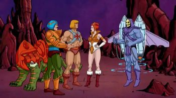 He-Man vs. Skeletor
