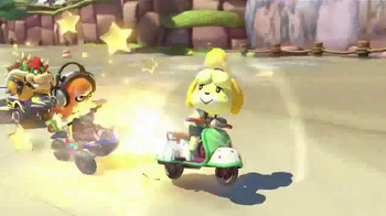 Mario Kart 8 Deluxe: Souped-Up
