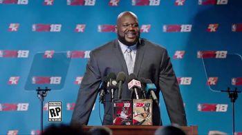 NBA 2K18: Press Conference
