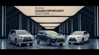 Golden Opportunity Sales Event: Advanced