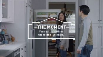 The Moment: Refrigerator