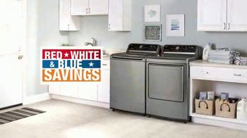 Red, White & Blue Savings: Laundry Upgrade: LG