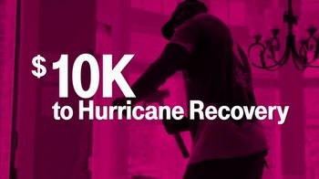 Home Runs for Hurricane Recovery